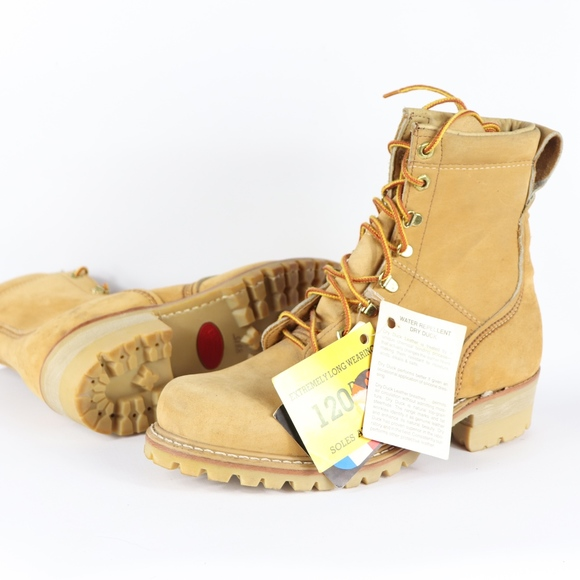 Timberland Shoes | 1990s Vintage Logger Hiking Boots | Poshmark